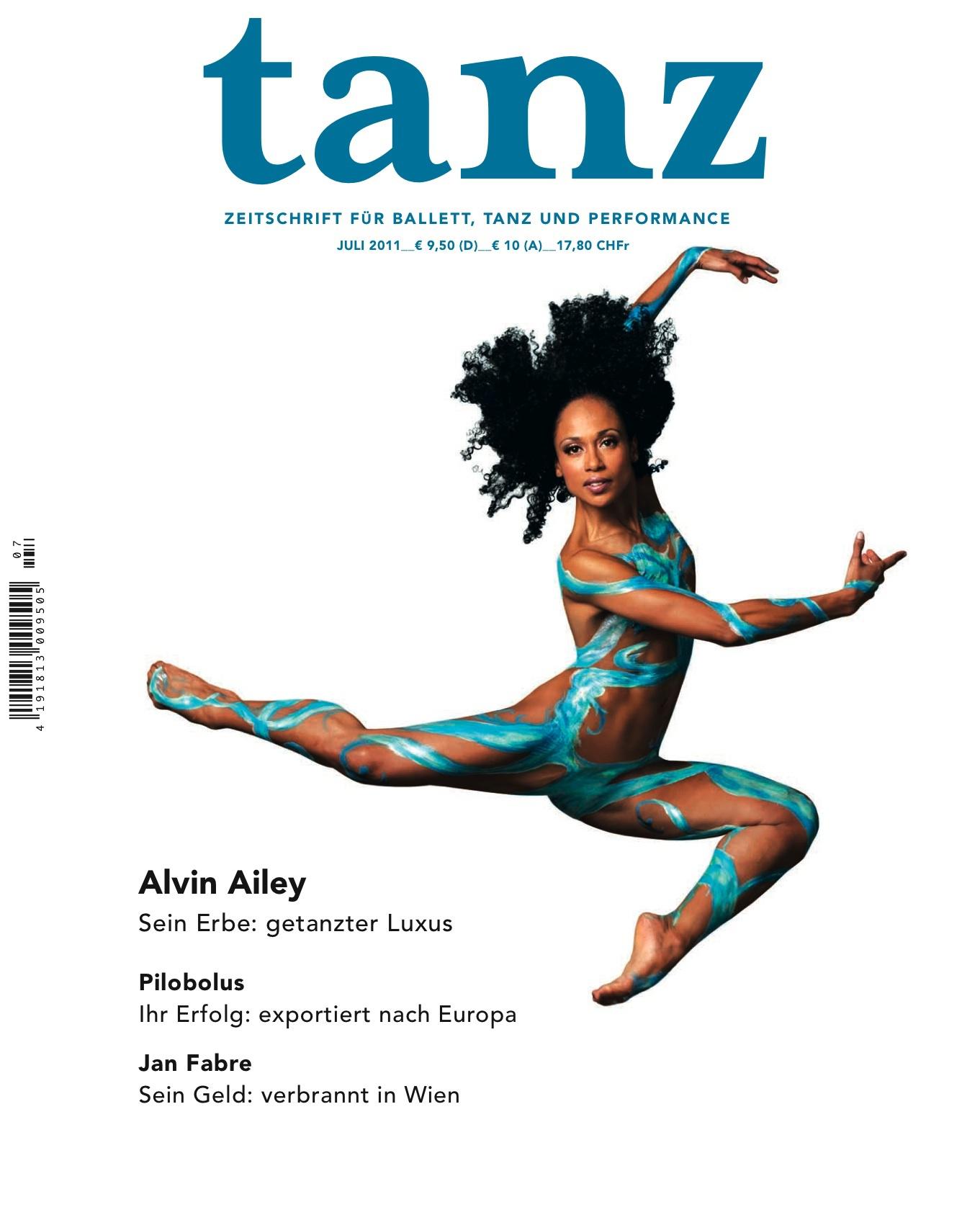 Tanz Juli (7/2011)