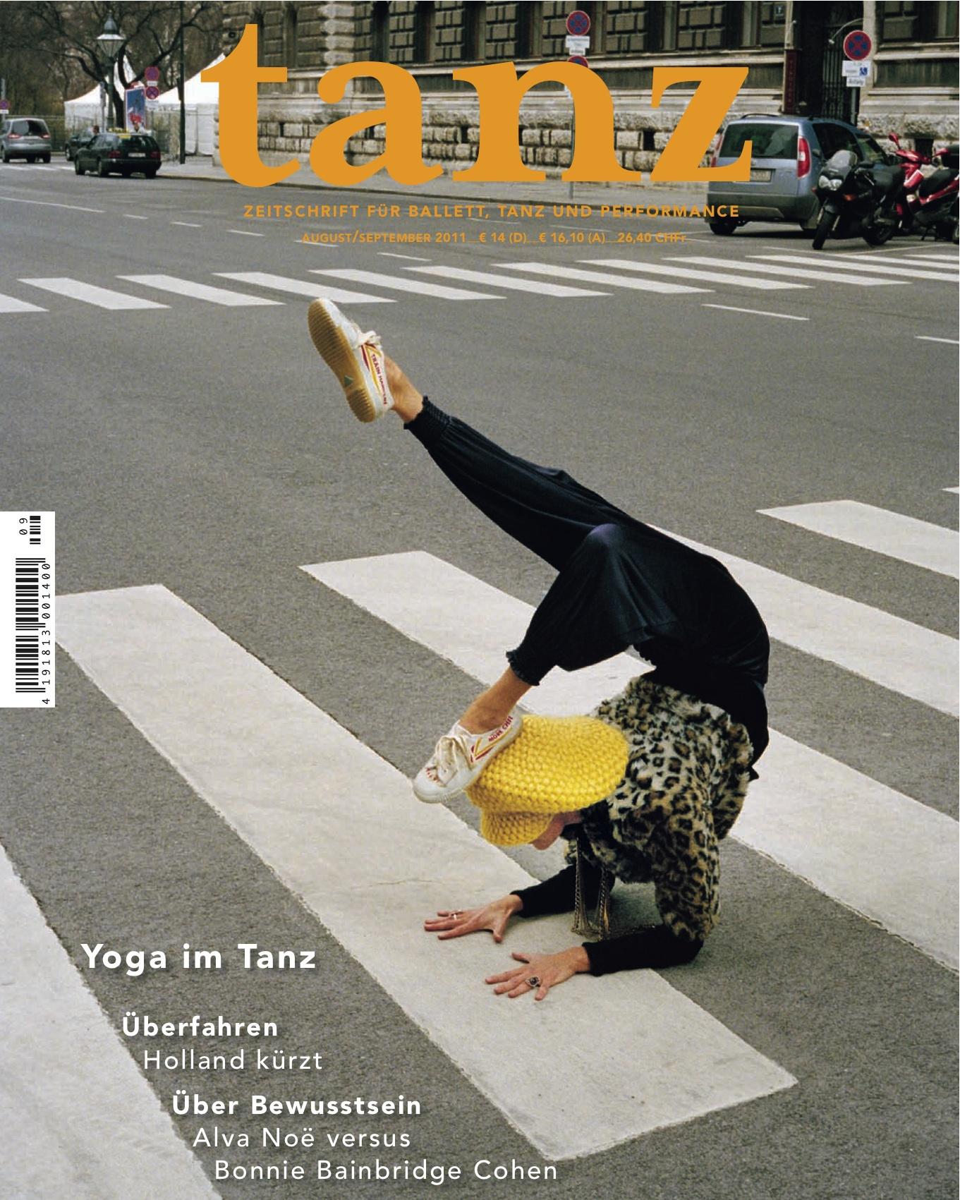Tanz August/September (8/9/2011)