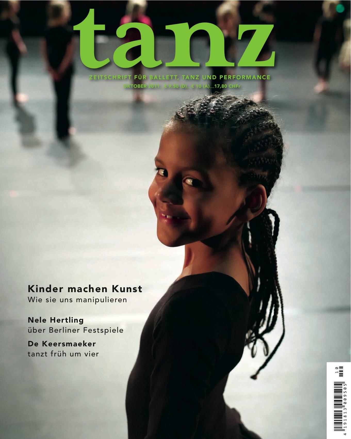Tanz Oktober (10/2011)