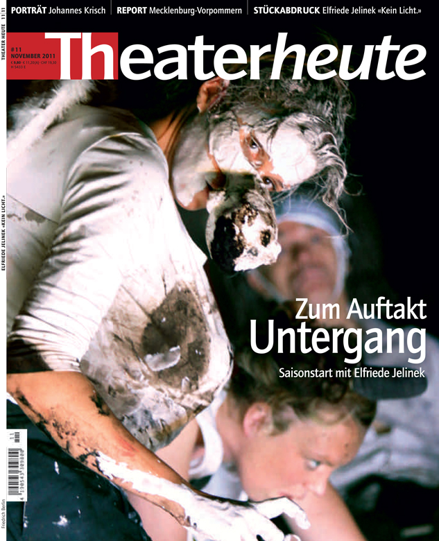 Theater heute November (11/2011)