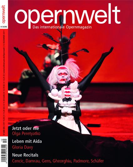 Opernwelt Dezember (12/2011)