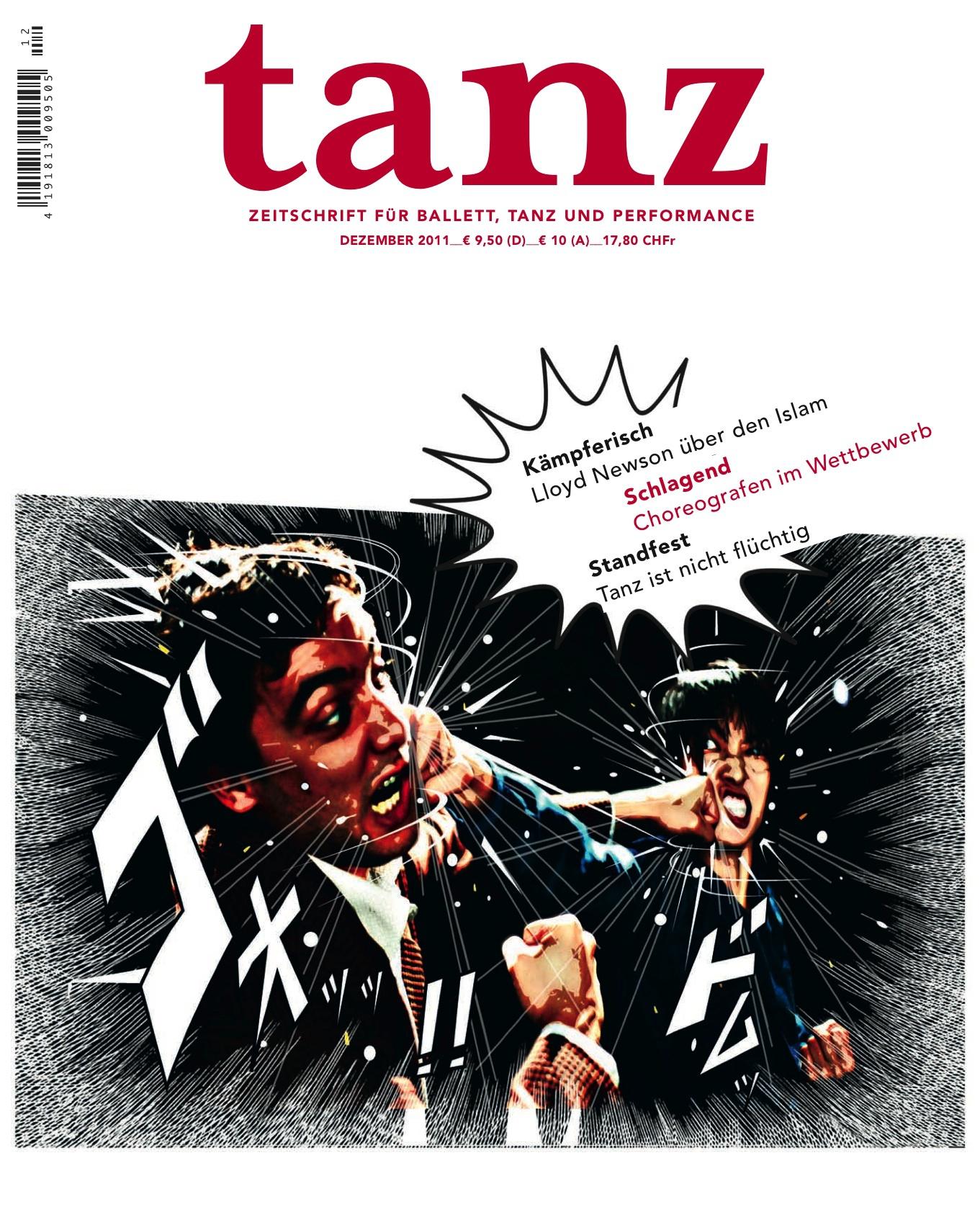 Tanz Dezember (12/2011)