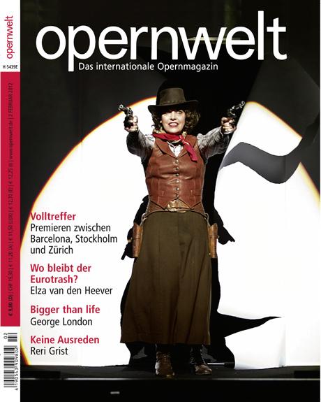 Opernwelt Februar (2/2012)