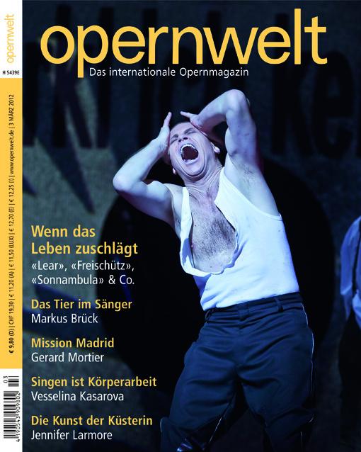 Opernwelt März (3/2012)
