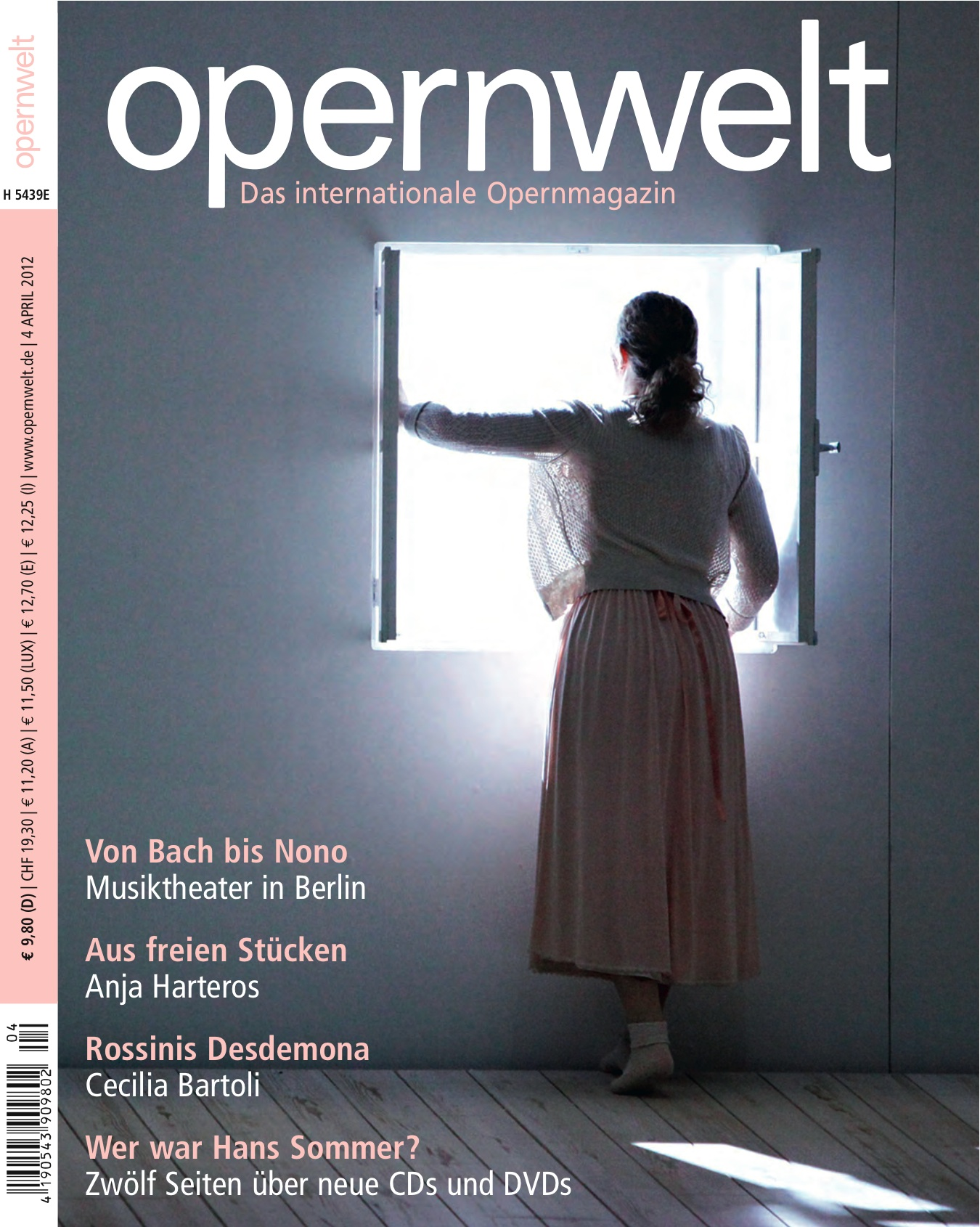 Opernwelt April (4/2012)