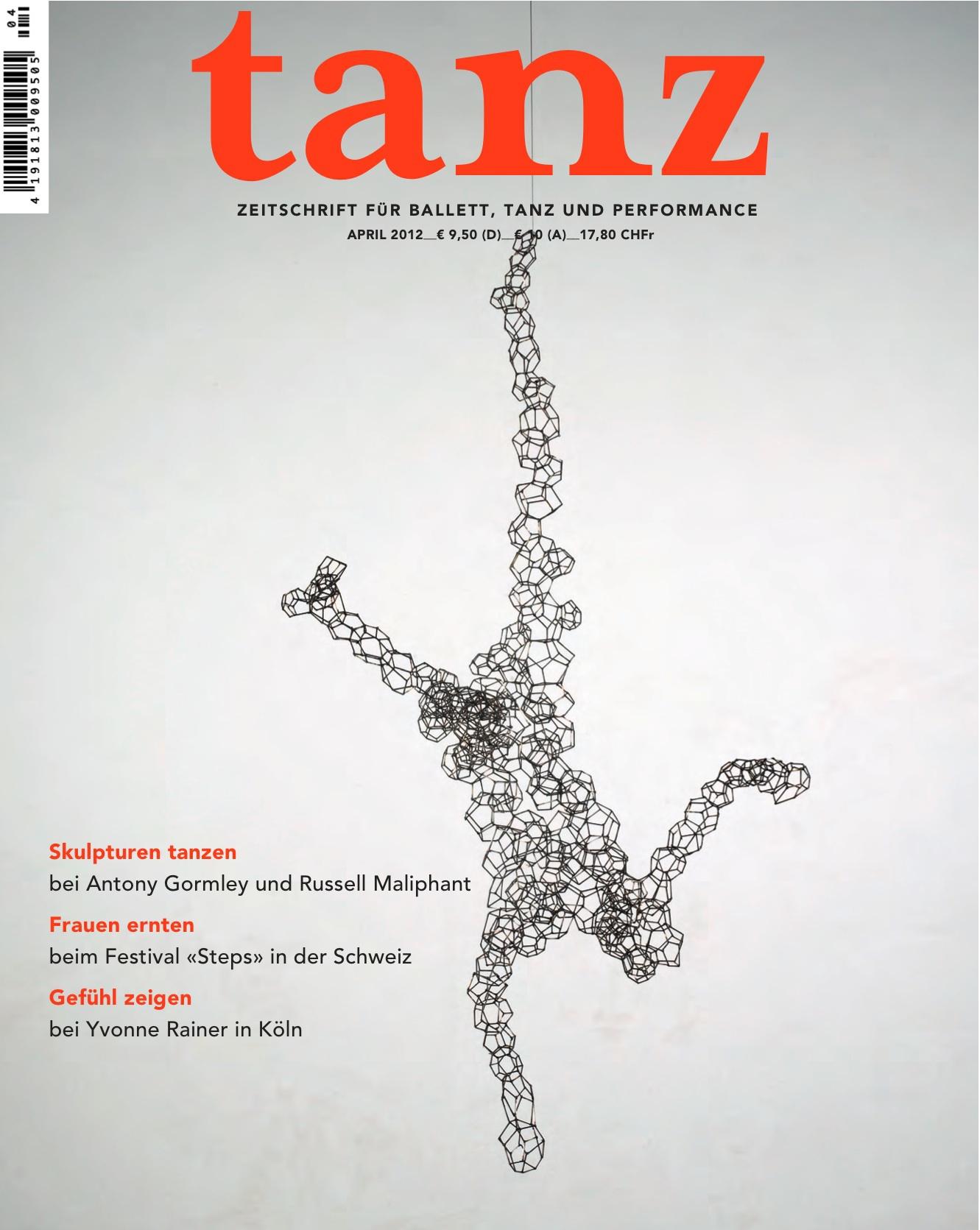 Tanz April (4/2012)