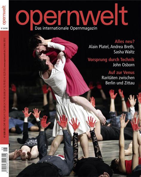 Opernwelt Mai (5/2012)