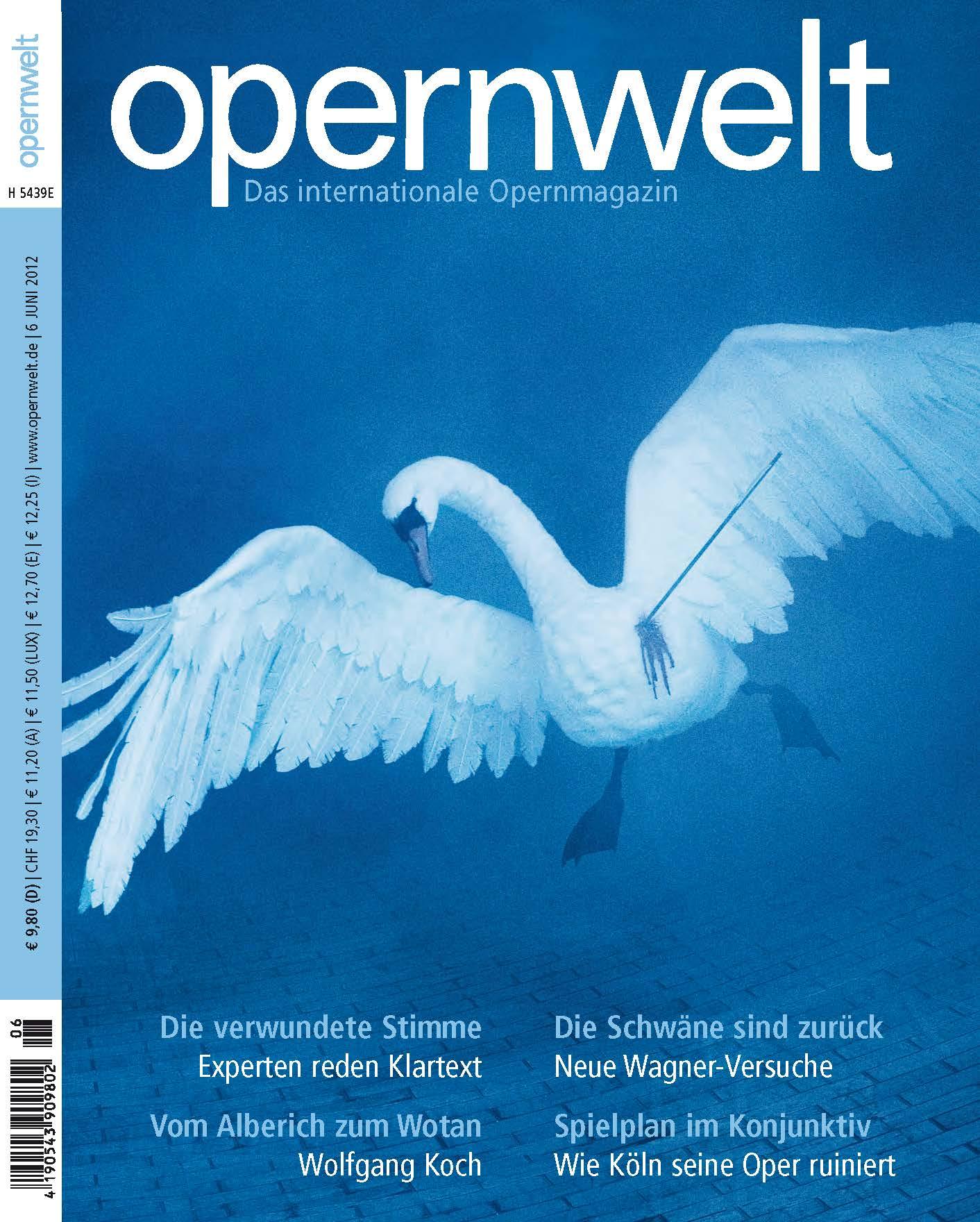 Opernwelt Juni (6/2012)