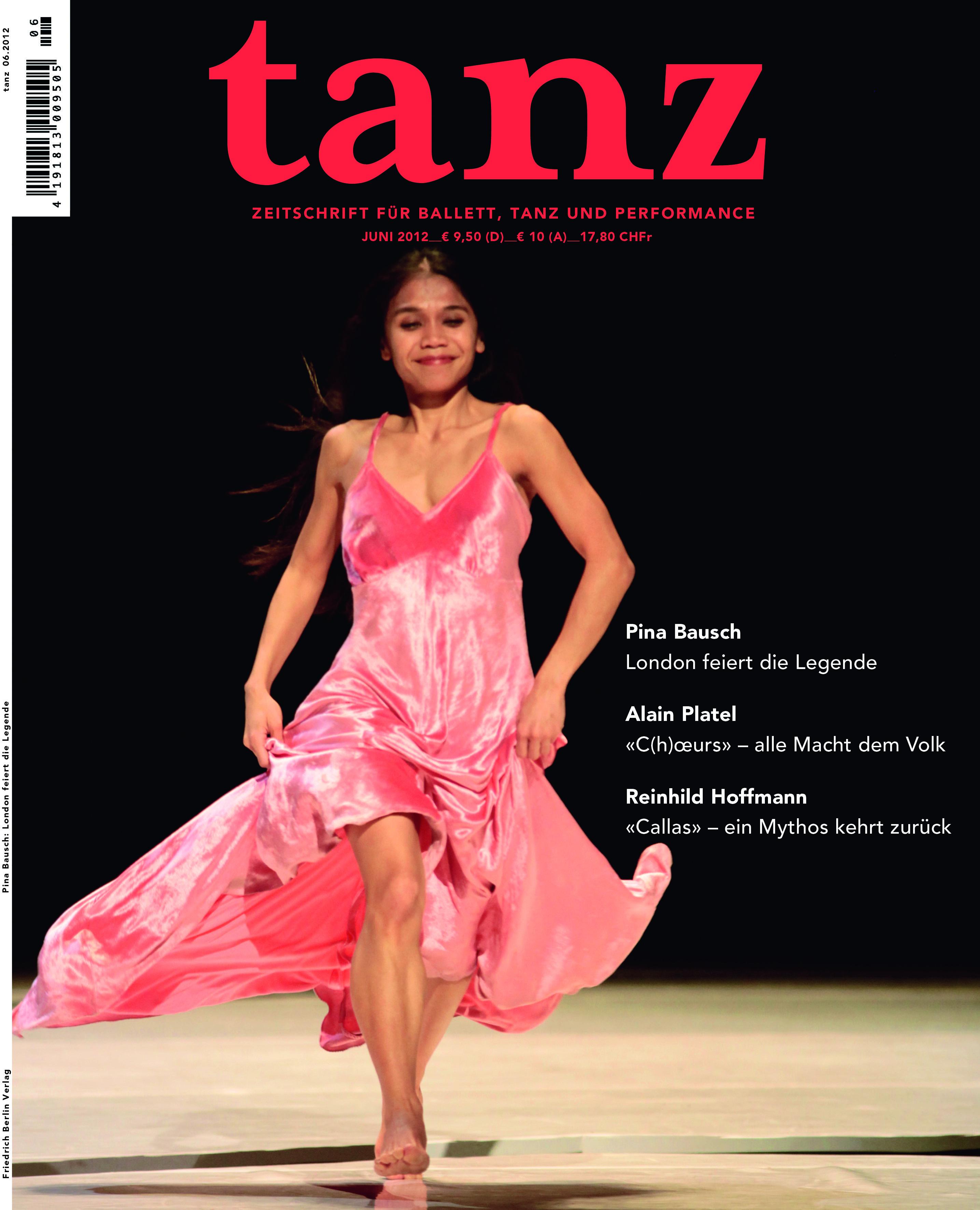Tanz Juni (6/2012)