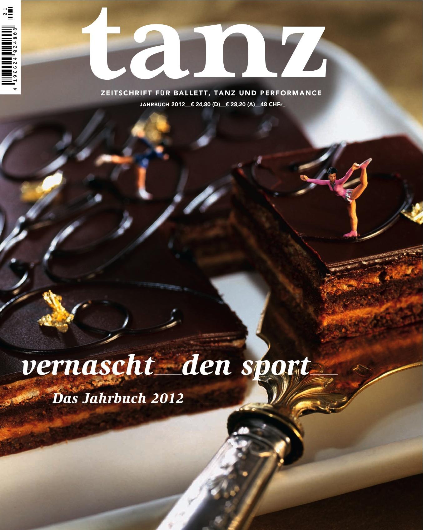 Tanz Jahrbuch (13/2012)