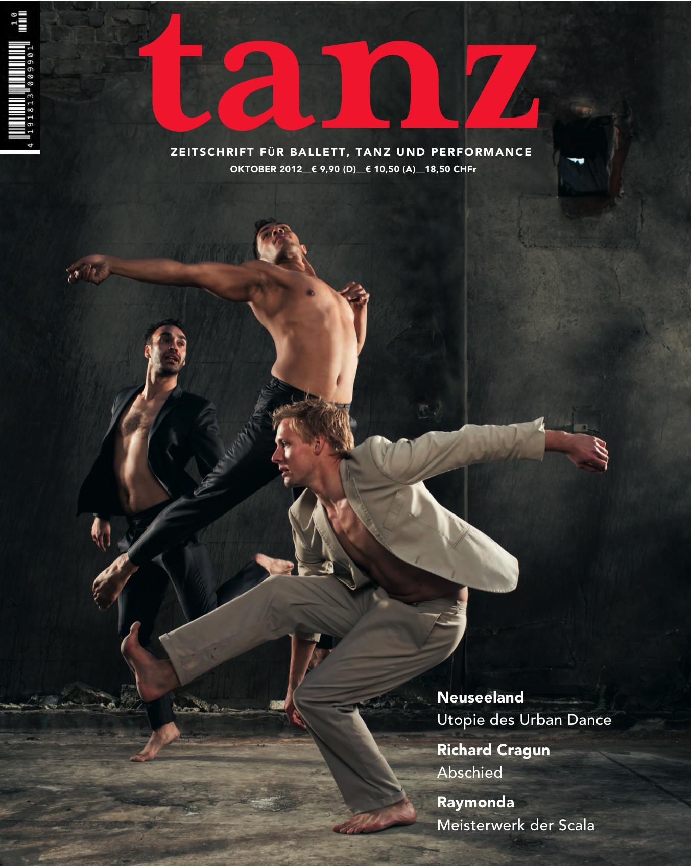 Tanz Oktober (10/2012)