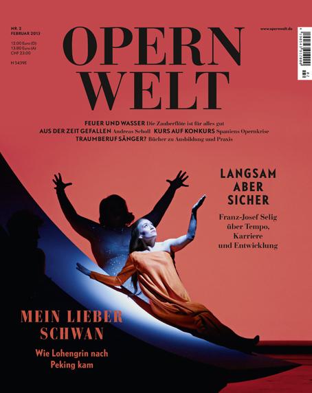 Opernwelt Februar (2/2013)