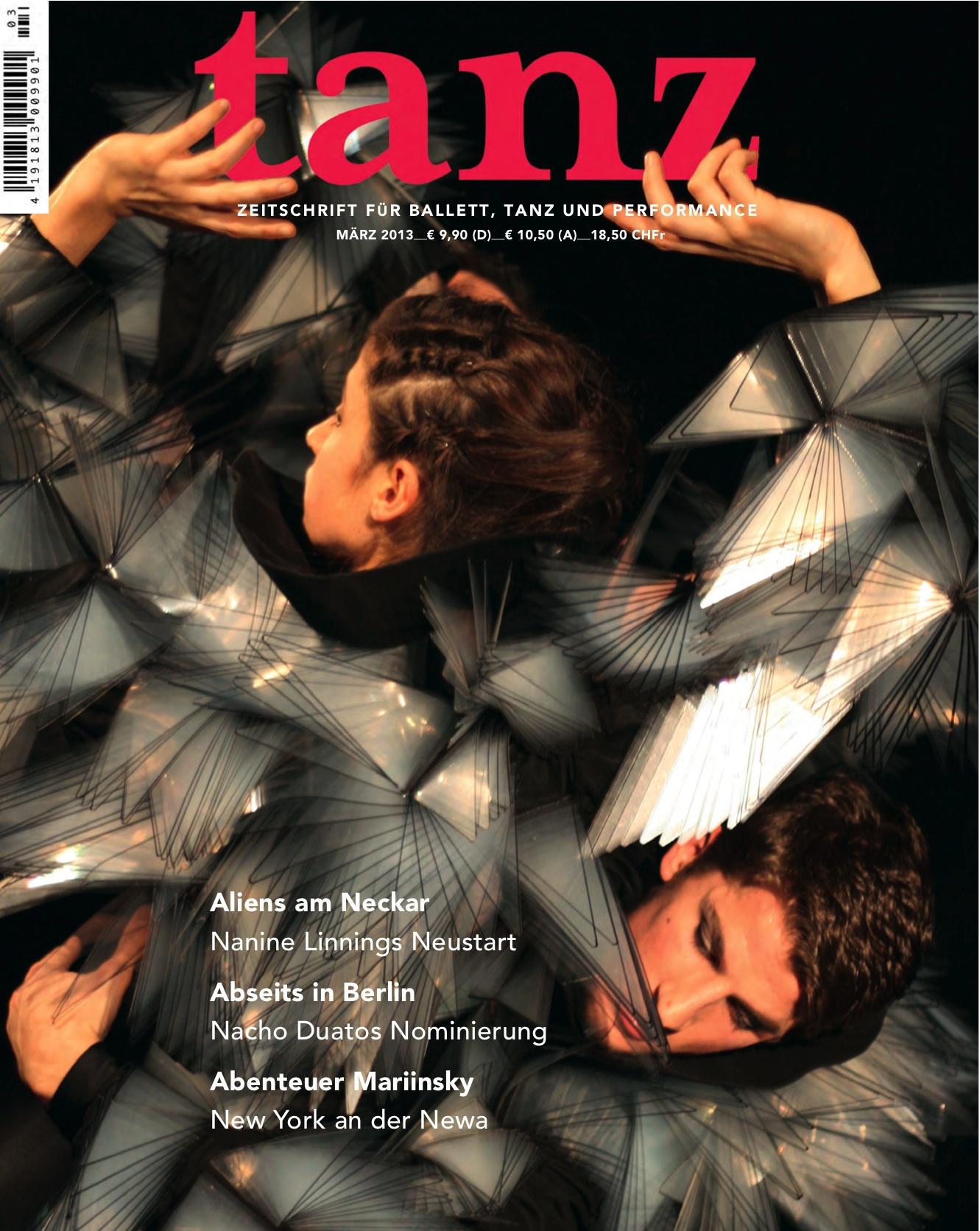 Tanz März (3/2013)