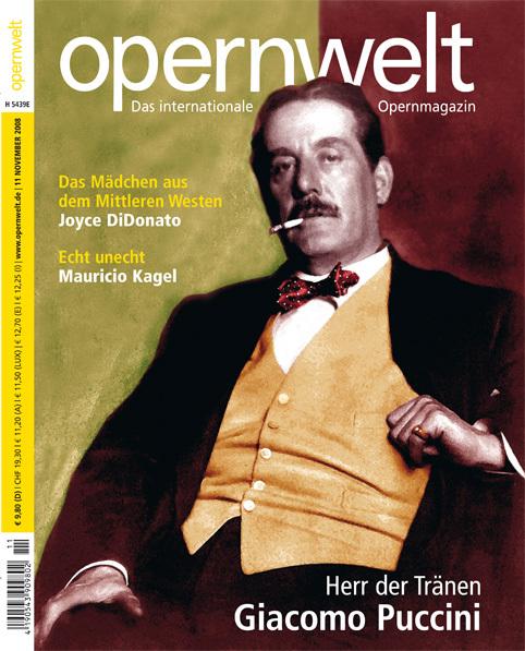 Opernwelt November (11/2008)
