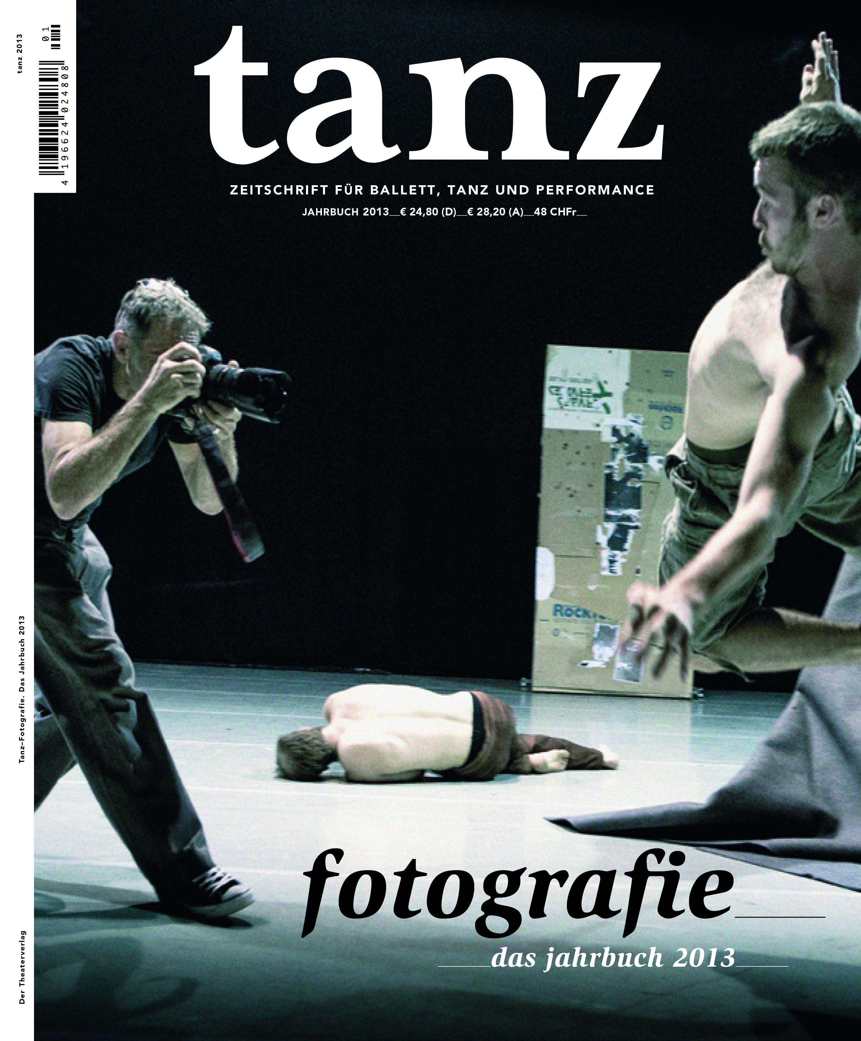 Tanz Jahrbuch (13/2013)