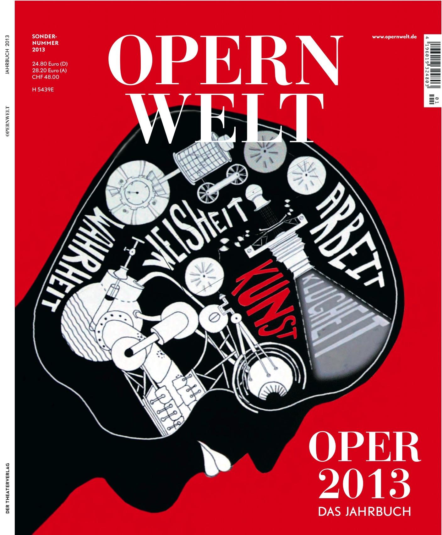 Opernwelt Jahrbuch (13/2013)