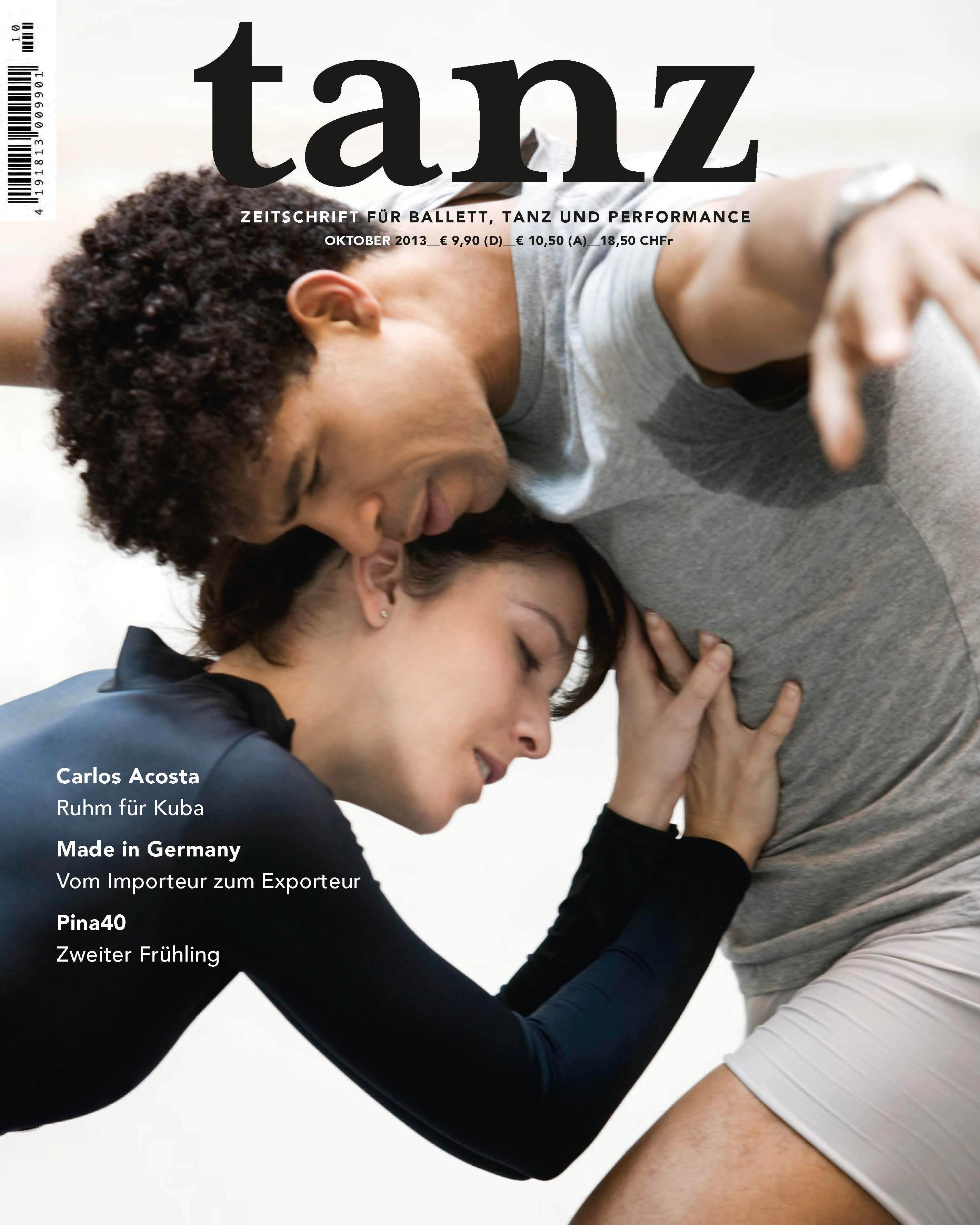 Tanz Oktober (10/2013)