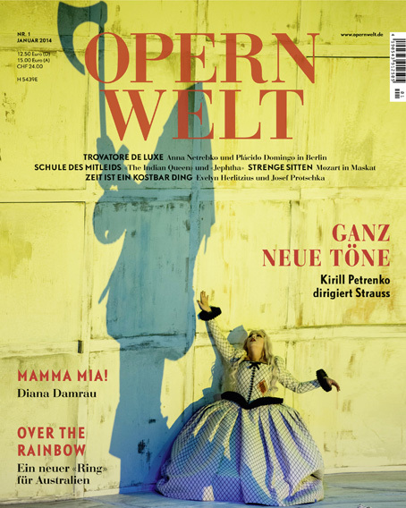 Opernwelt Januar (1/2014)