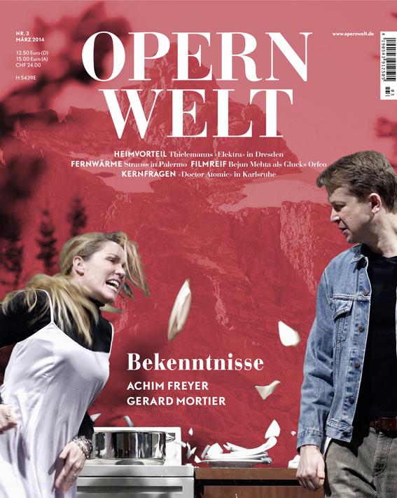 Opernwelt März (3/2014)