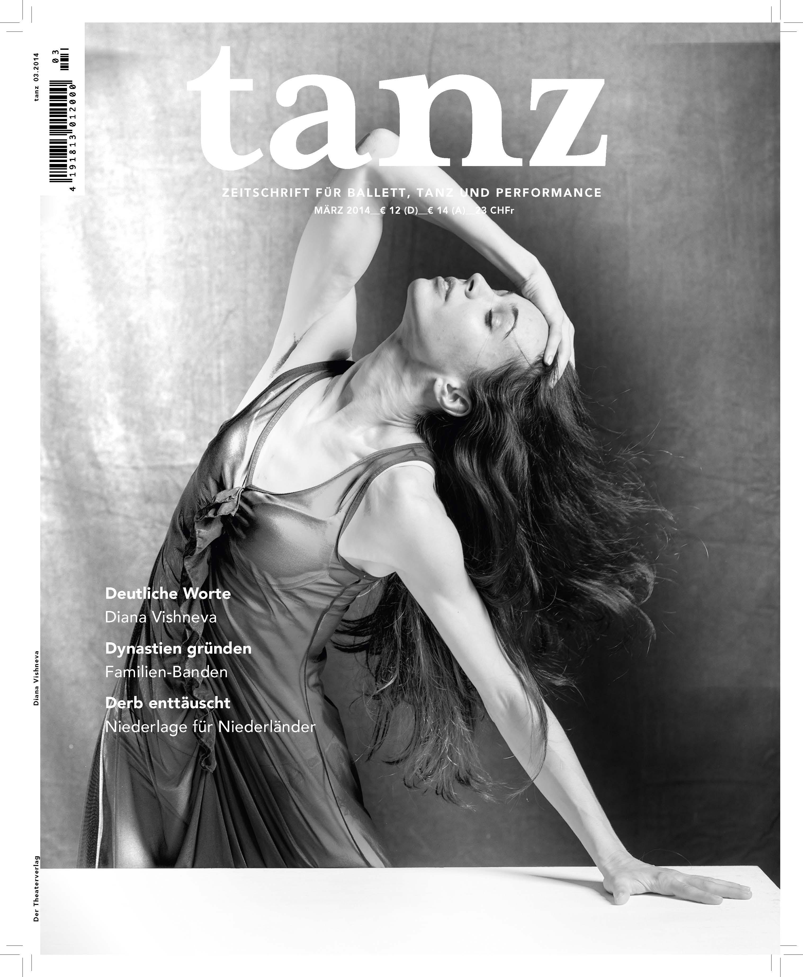 Tanz März (3/2014)