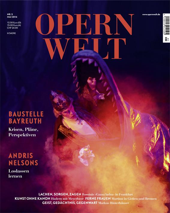Opernwelt Mai (5/2014)