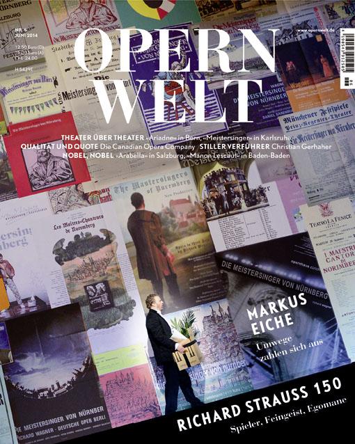 Opernwelt Juni (6/2014)