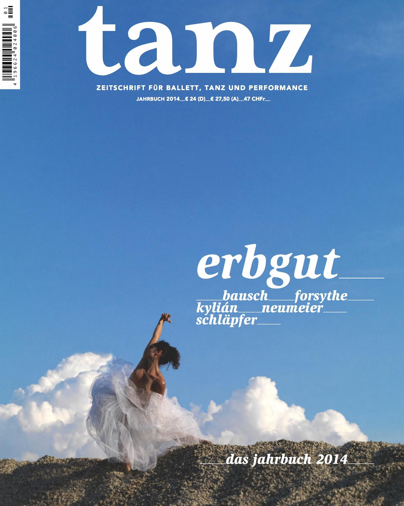 Tanz Jahrbuch (13/2014)