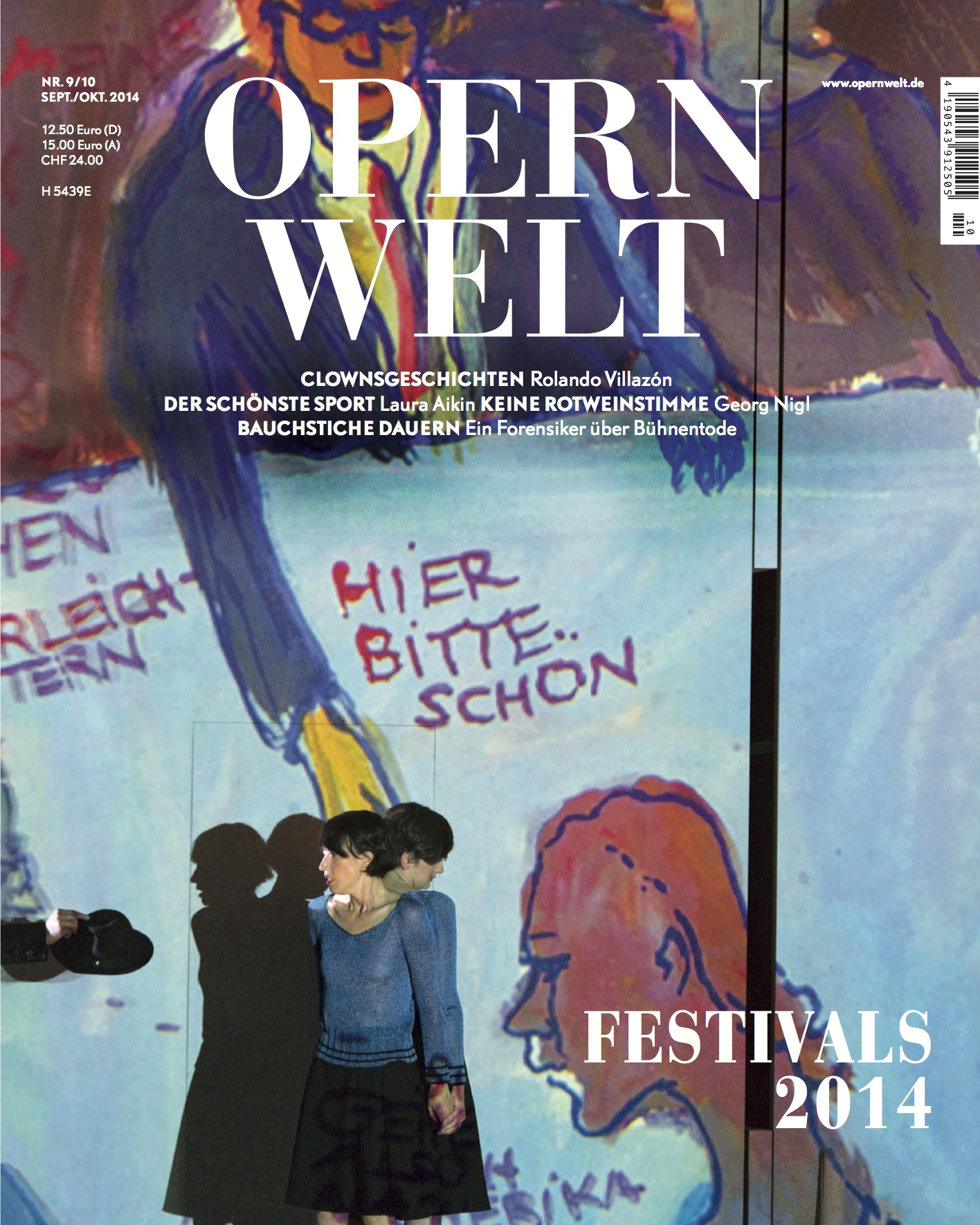 Opernwelt September/Oktober (9/10/2014)