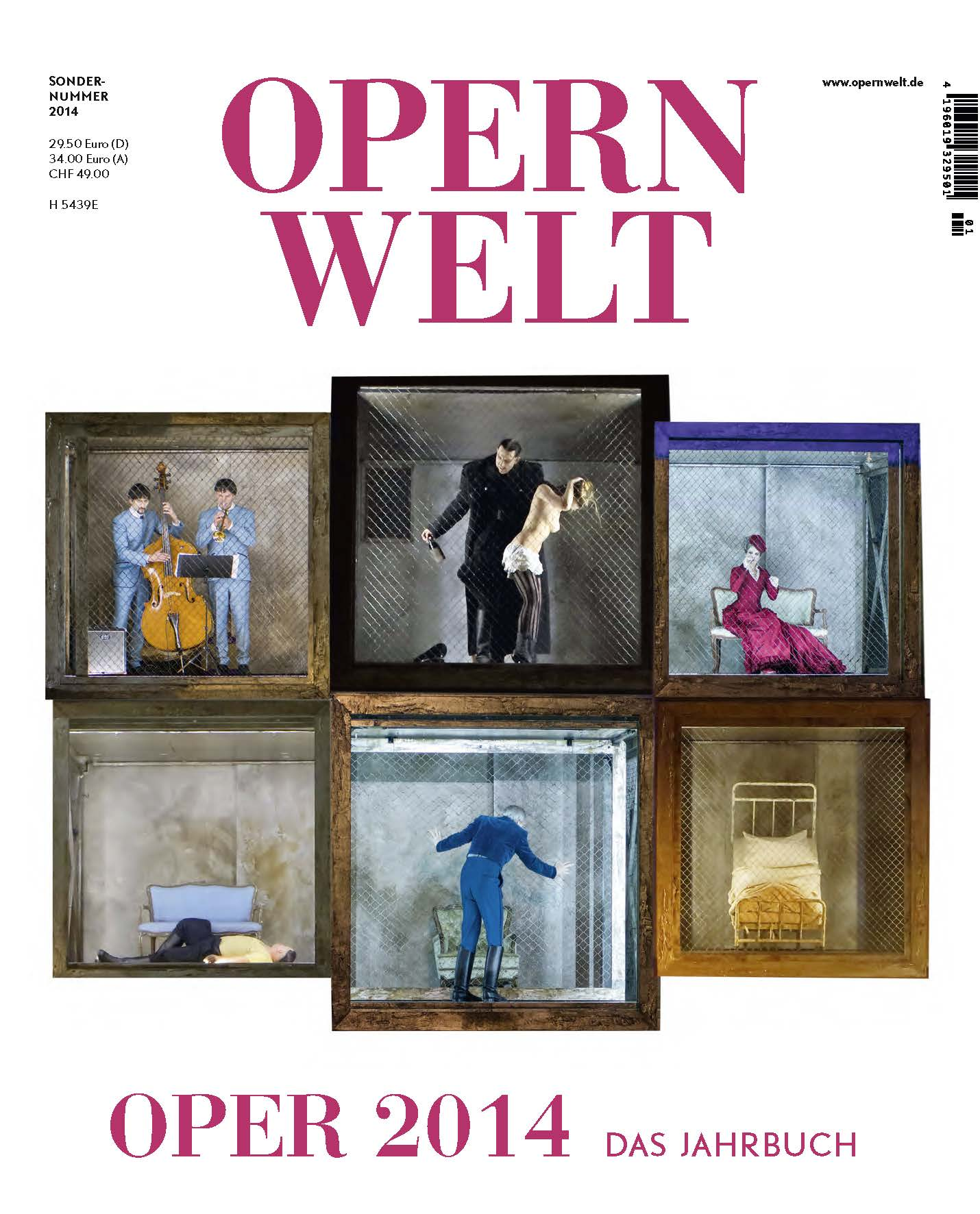 Opernwelt Jahrbuch (13/2014)