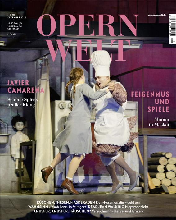 Opernwelt Dezember (12/2014)