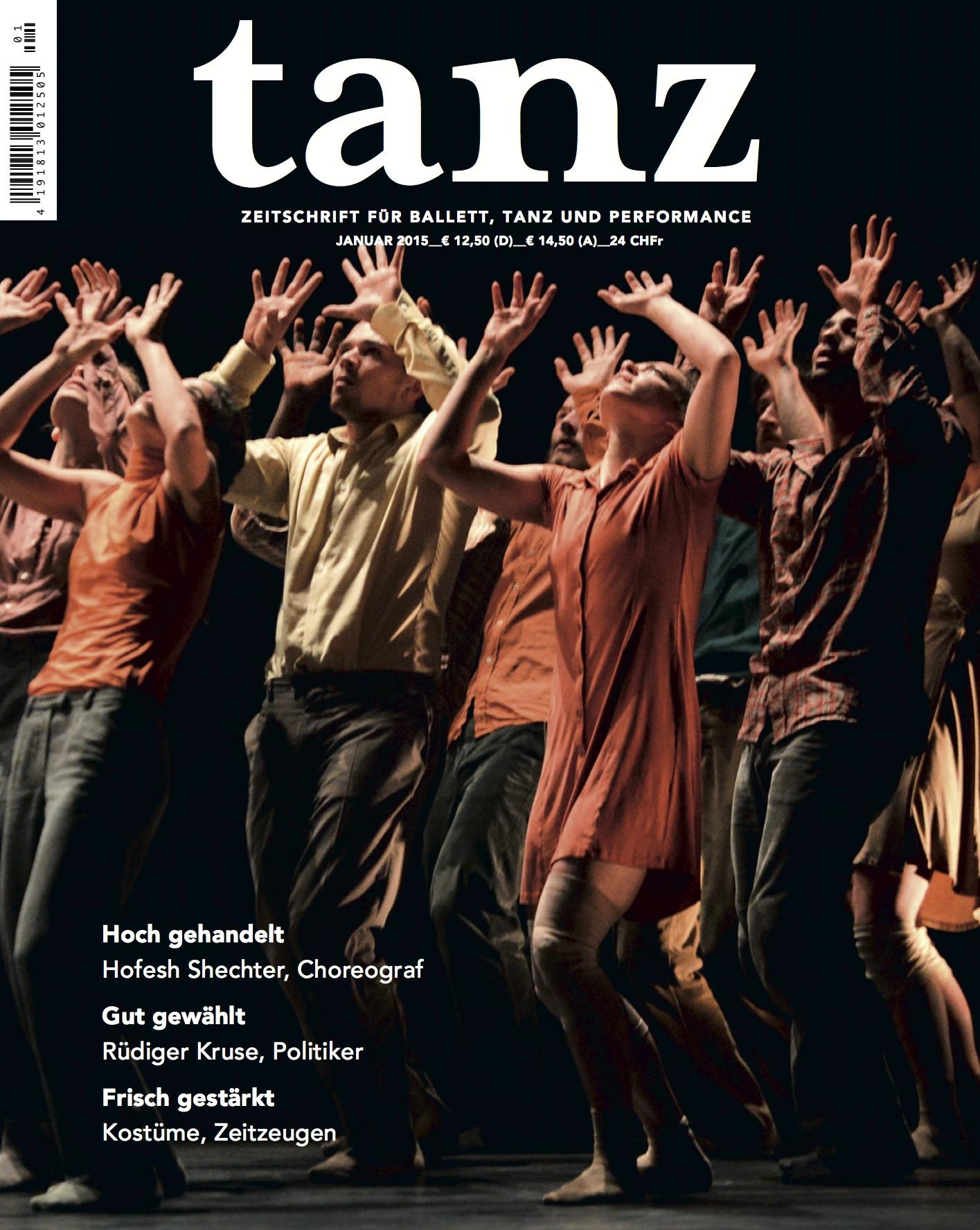 Tanz Januar (1/2015)