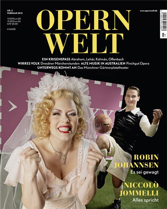 Opernwelt Februar (2/2015)