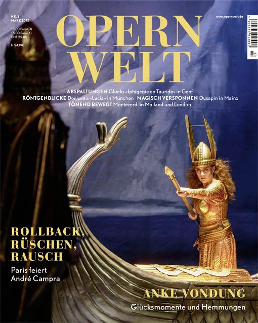 Opernwelt März (3/2015)