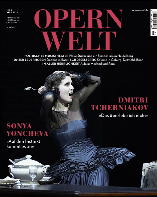 Opernwelt April (4/2015)