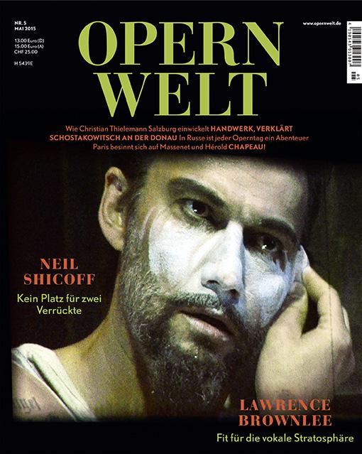 Opernwelt Mai (5/2015)