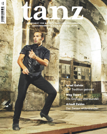 Tanz August-September (8/2015)