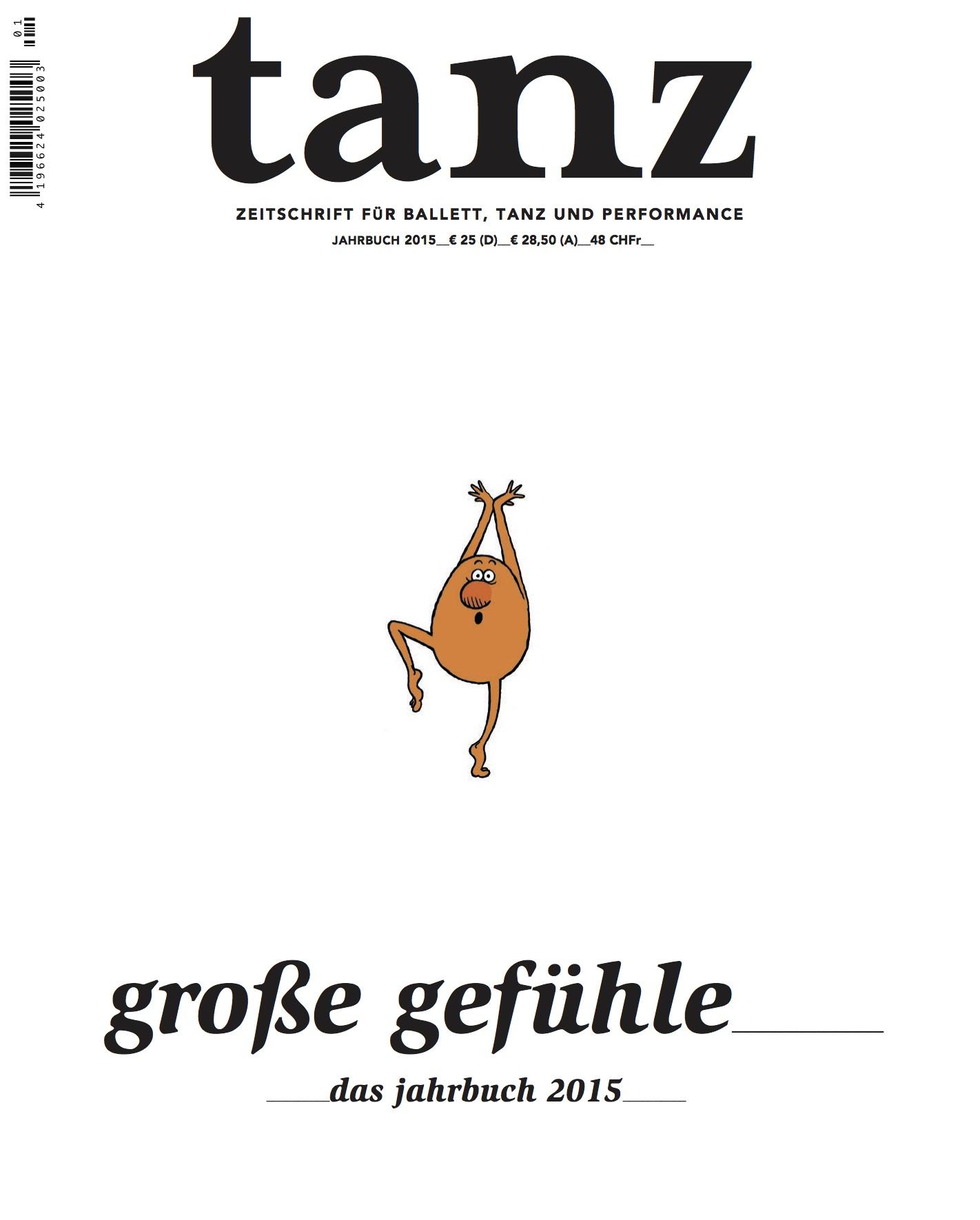 Tanz Jahrbuch (13/2015)