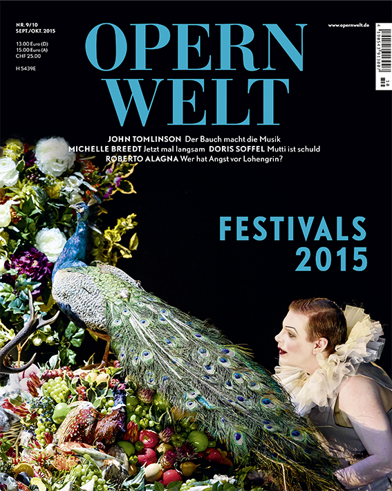 Opernwelt September/Oktober (9/10/2015)