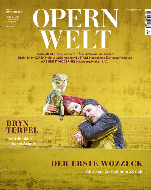 Opernwelt November (11/2015)