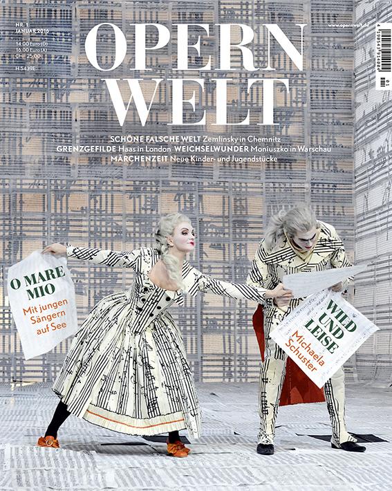 Opernwelt Januar (1/2016)