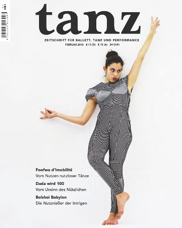 Tanz Februar (2/2016)