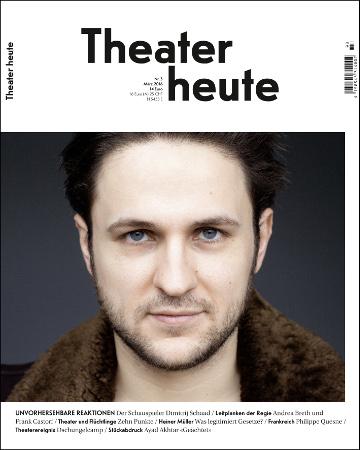 Theater heute März (3/2016)