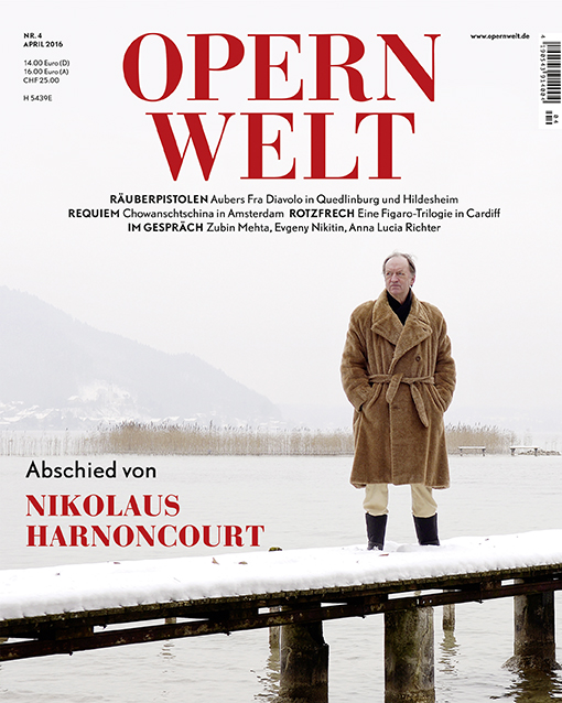 Opernwelt April (4/2016)