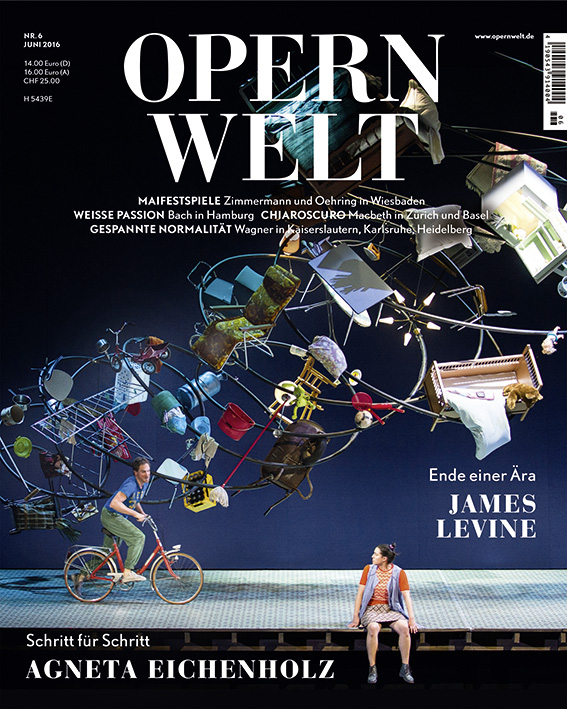 Opernwelt Juni (6/2016)
