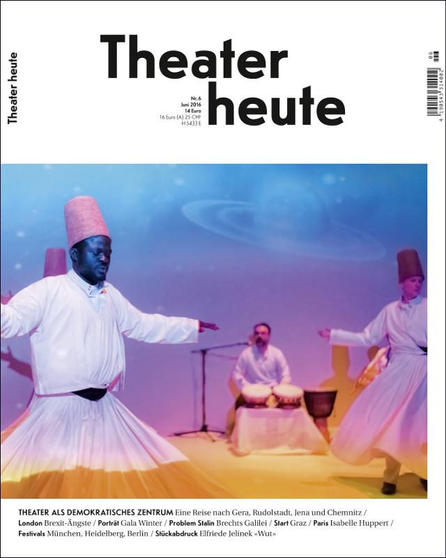 Theater heute Juni (6/2016)
