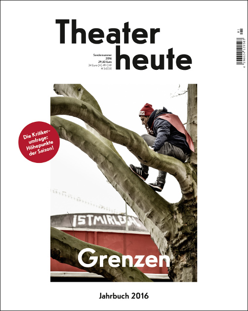 Theater heute Jahrbuch (13/2016)