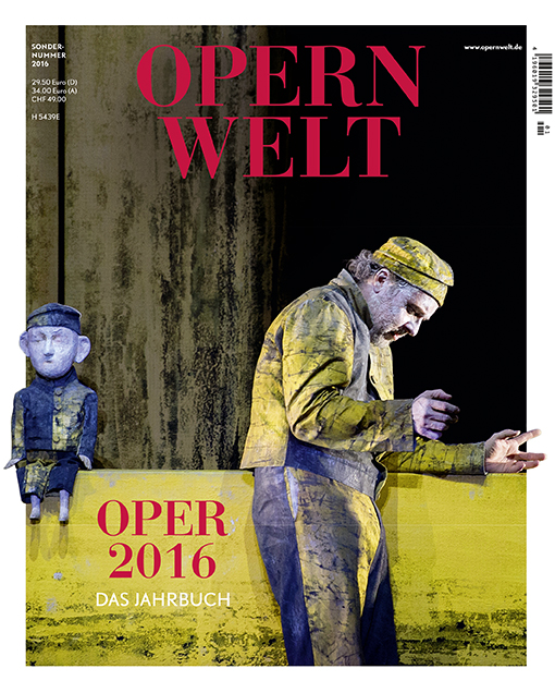 Opernwelt Jahrbuch (13/2016)