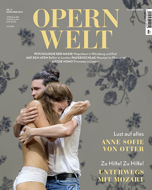 Opernwelt November (11/2016)