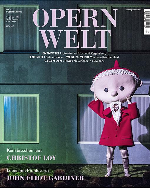Opernwelt Dezember (12/2016)