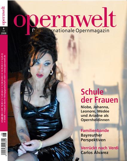 Opernwelt Juni (6/2008)